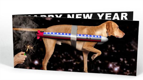 HAPPY NEW YEAR - keep rocking