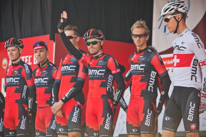 BMC Teamvorstellung