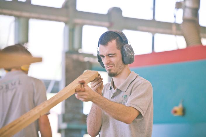 Handwerker Mitarbeiterfotos