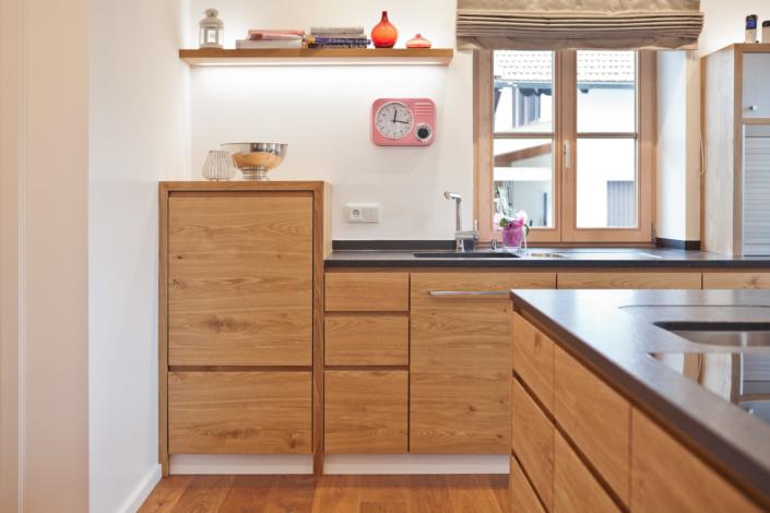 Interieur Schreiner Holz Küche