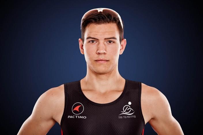 Triathon Portrait - Sport Foto