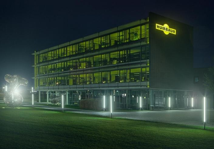 Business, Firmensitz, Humbauer