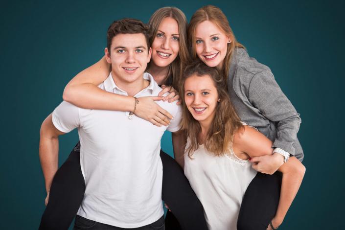 Geschwister Familien