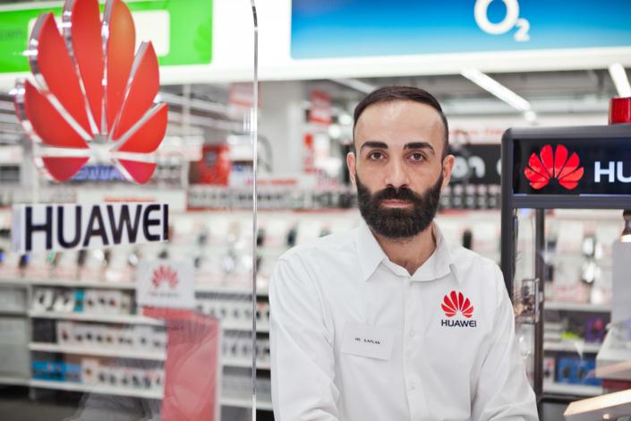 Eröffnung Huawei