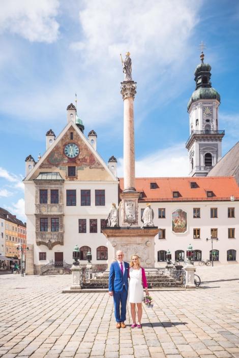 Hochzeit in Freising
