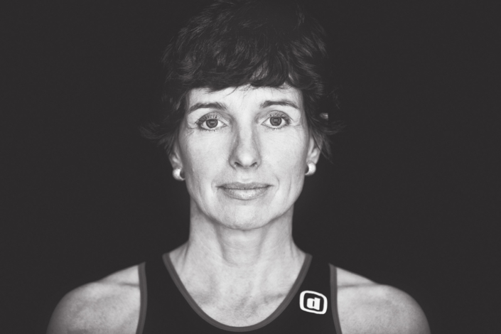Triathlon Sport Portrait