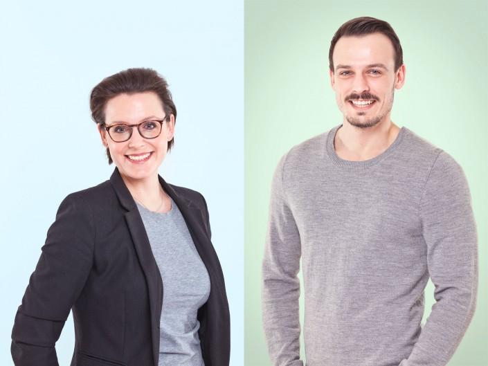 Firmen Startup Portrait