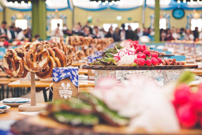 Brotzeit Brettl Oktoberfest