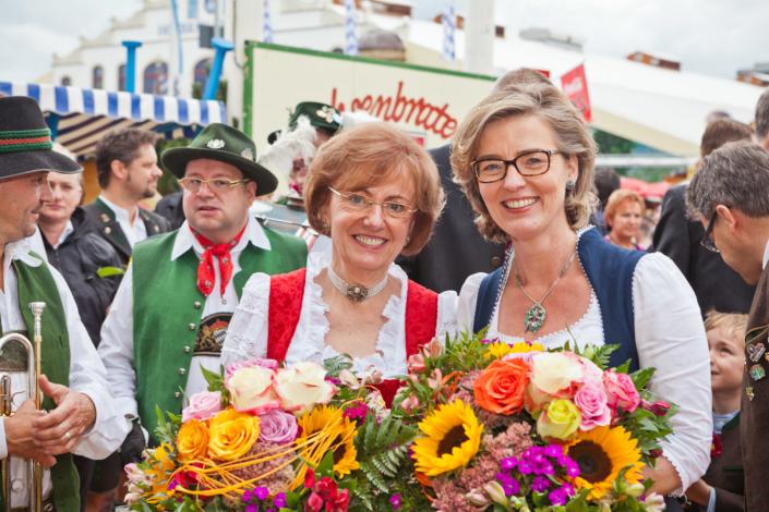 Anneliese Haberl und Antje Schneider - Ochsenbraterei
