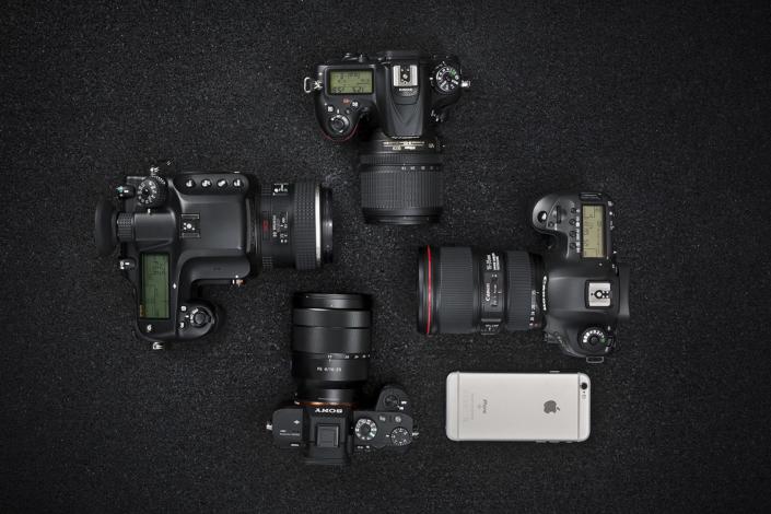 Kamera Vergleich