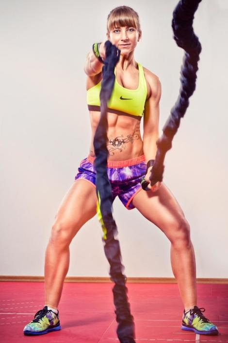 Rope Training Fotos