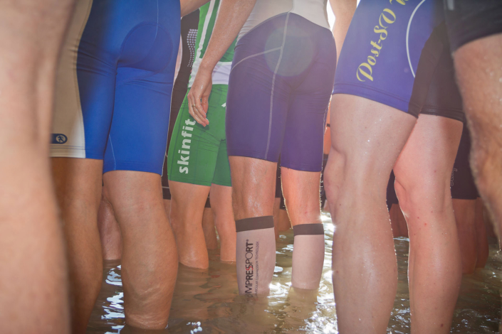 Triathlon Sportevent Fotografie