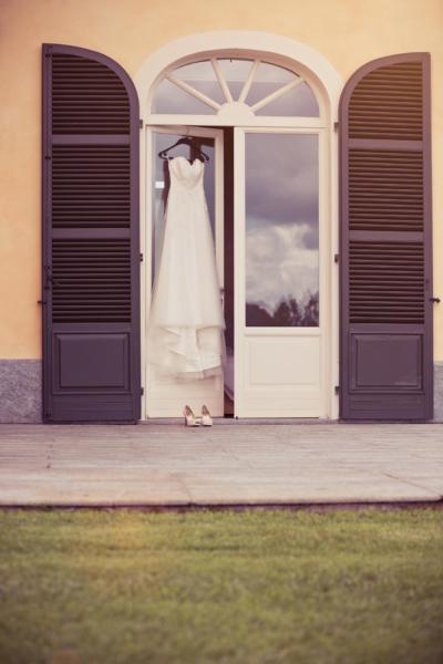 Hochzeitskleid Italien
