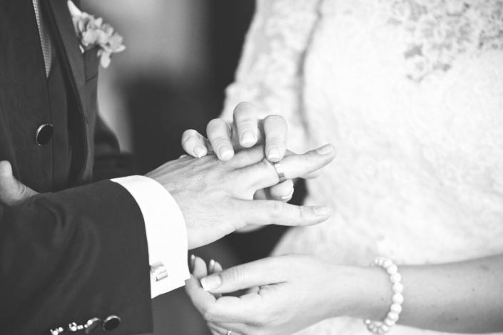 Hochzeitsbilder - Der Ring