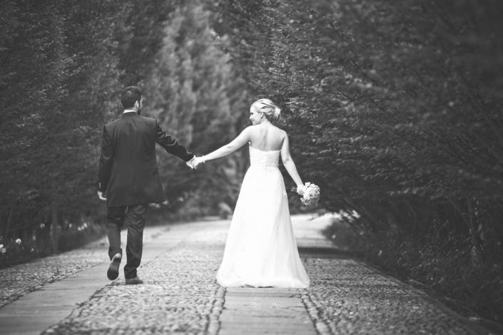 Hochzeitsbilder Toskana