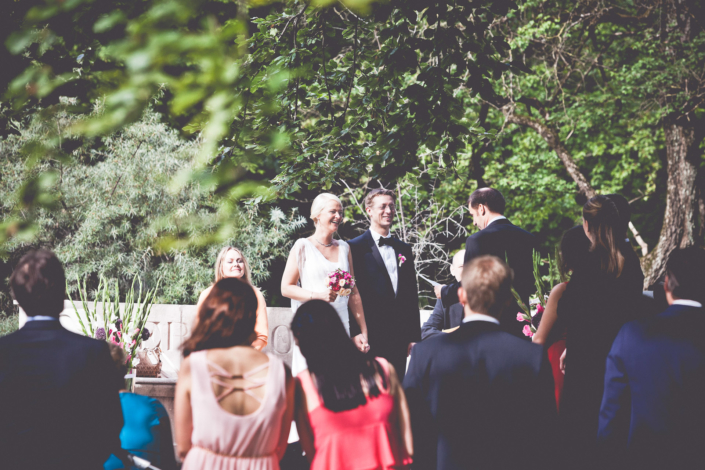 Hochzeit Zeremonie