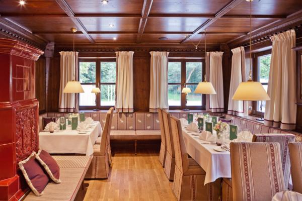 Restaurant Michaeligarten