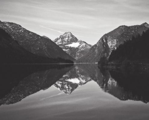 Plansee Landschaftsfotografie
