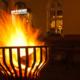 Feuerkorb Fotografie
