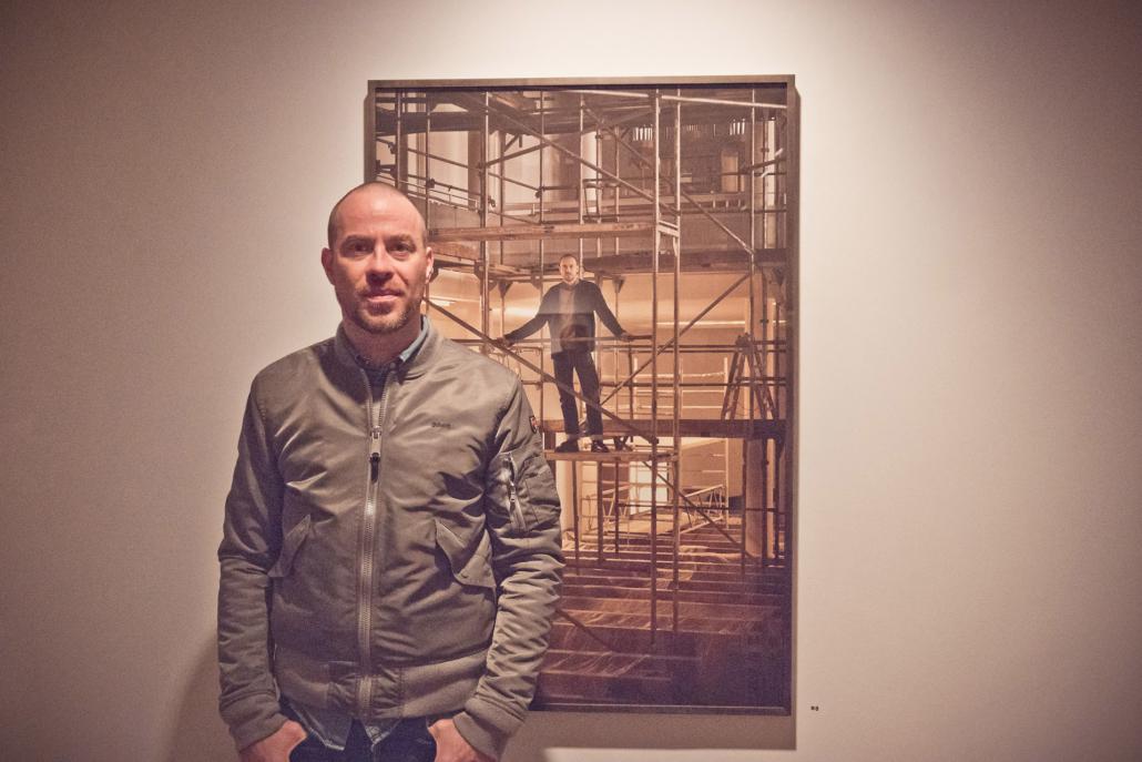 Vernissage Ausstellung Photography