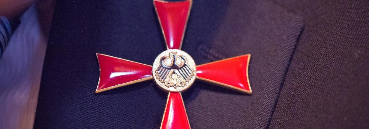 Reportage Bundesverdienstkreuz