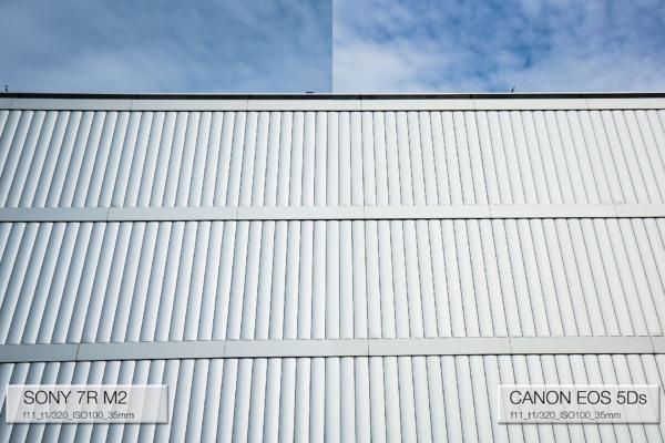 Kameratest, Canon EOS 5Ds vs. Sony 7R Mark2