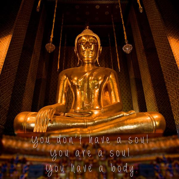 Buddha Thonburi Bangkok Urlaub