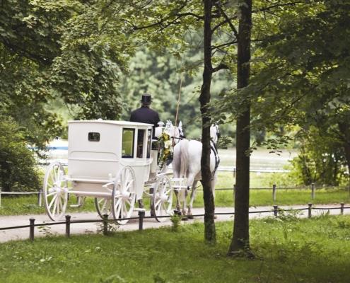 Hans Holzmann Pferdekutscher Schwabing