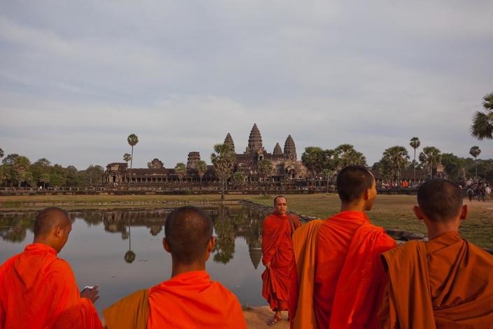 Cambodia Reisefotografie