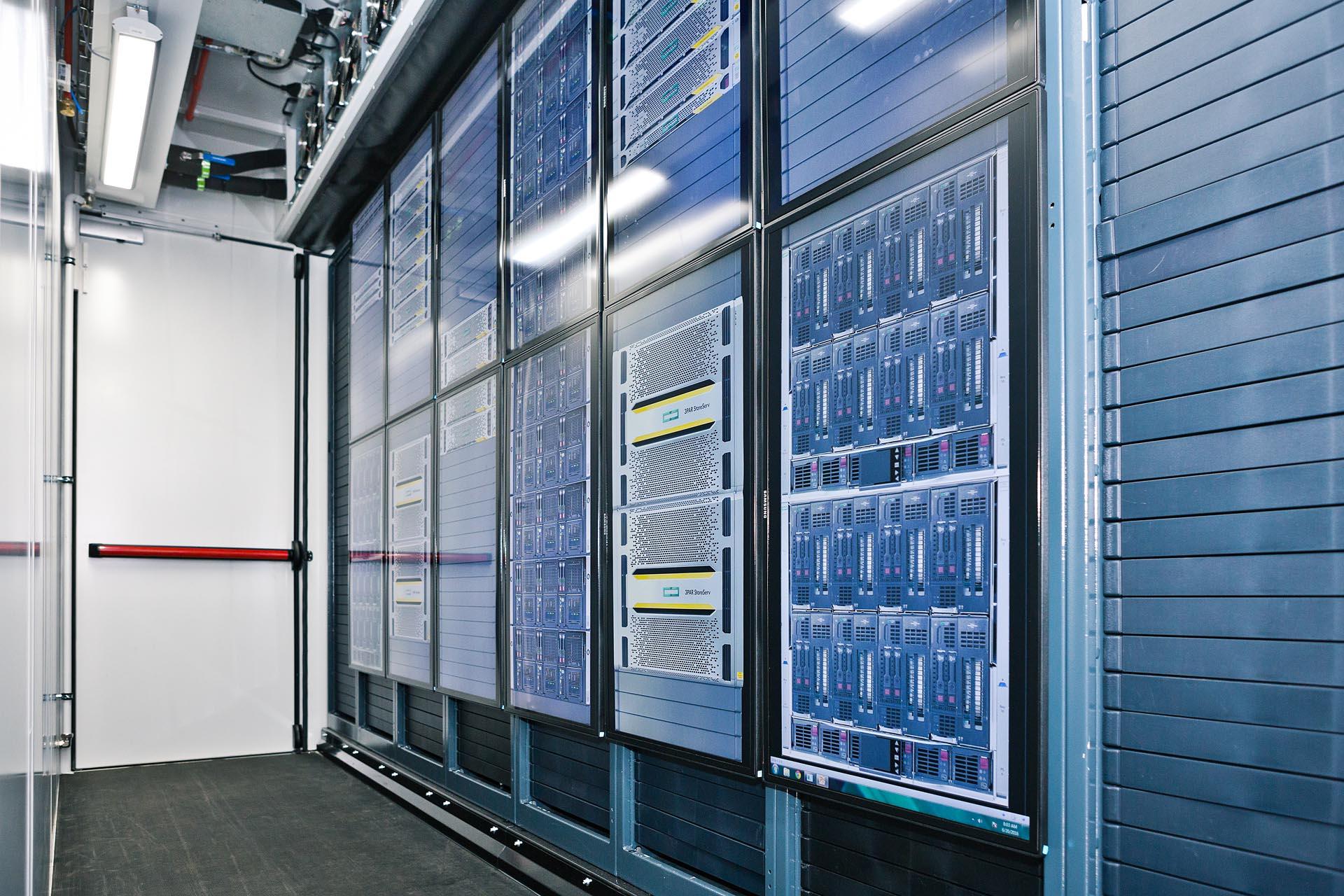 Server Super Computer