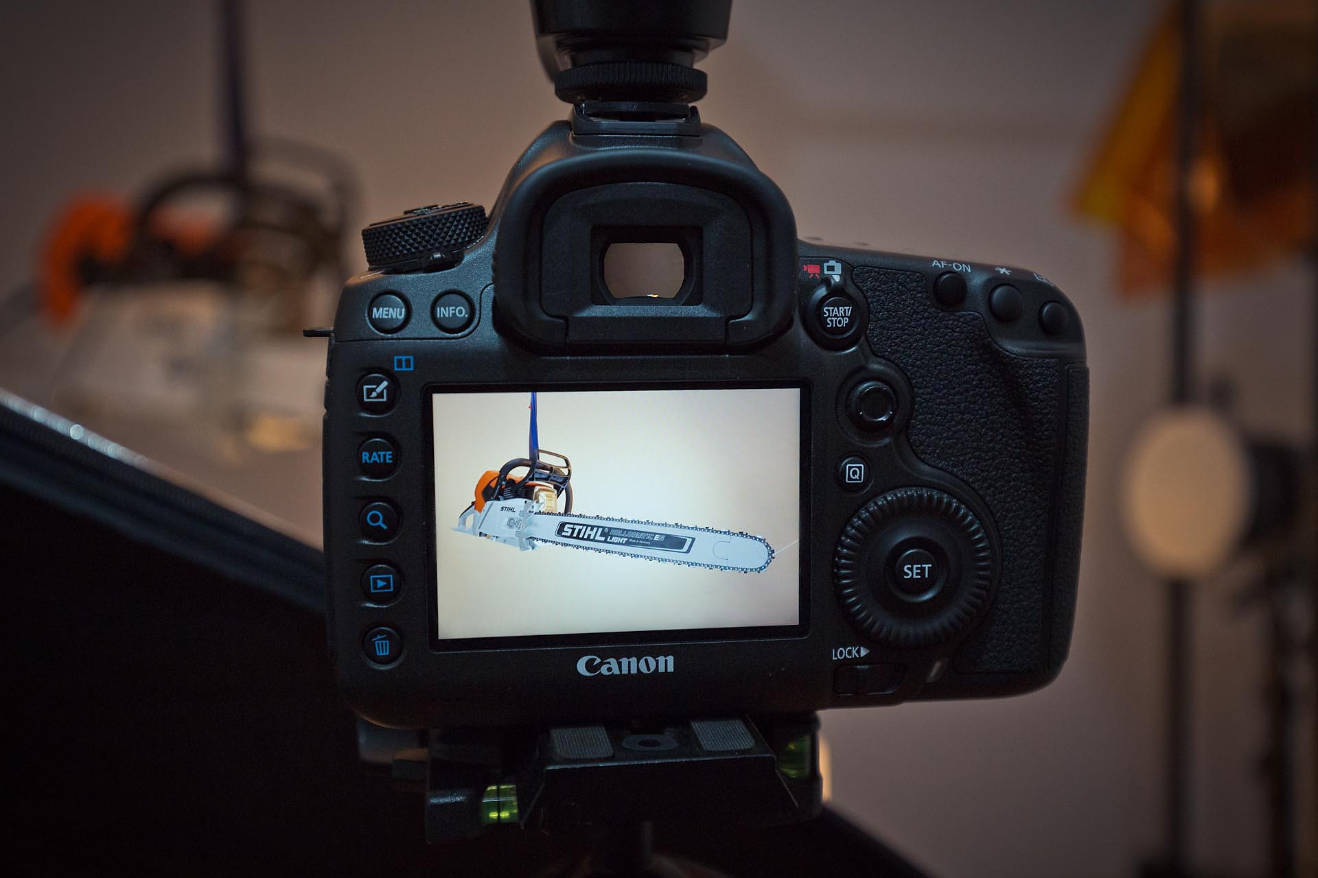 Making of Canon