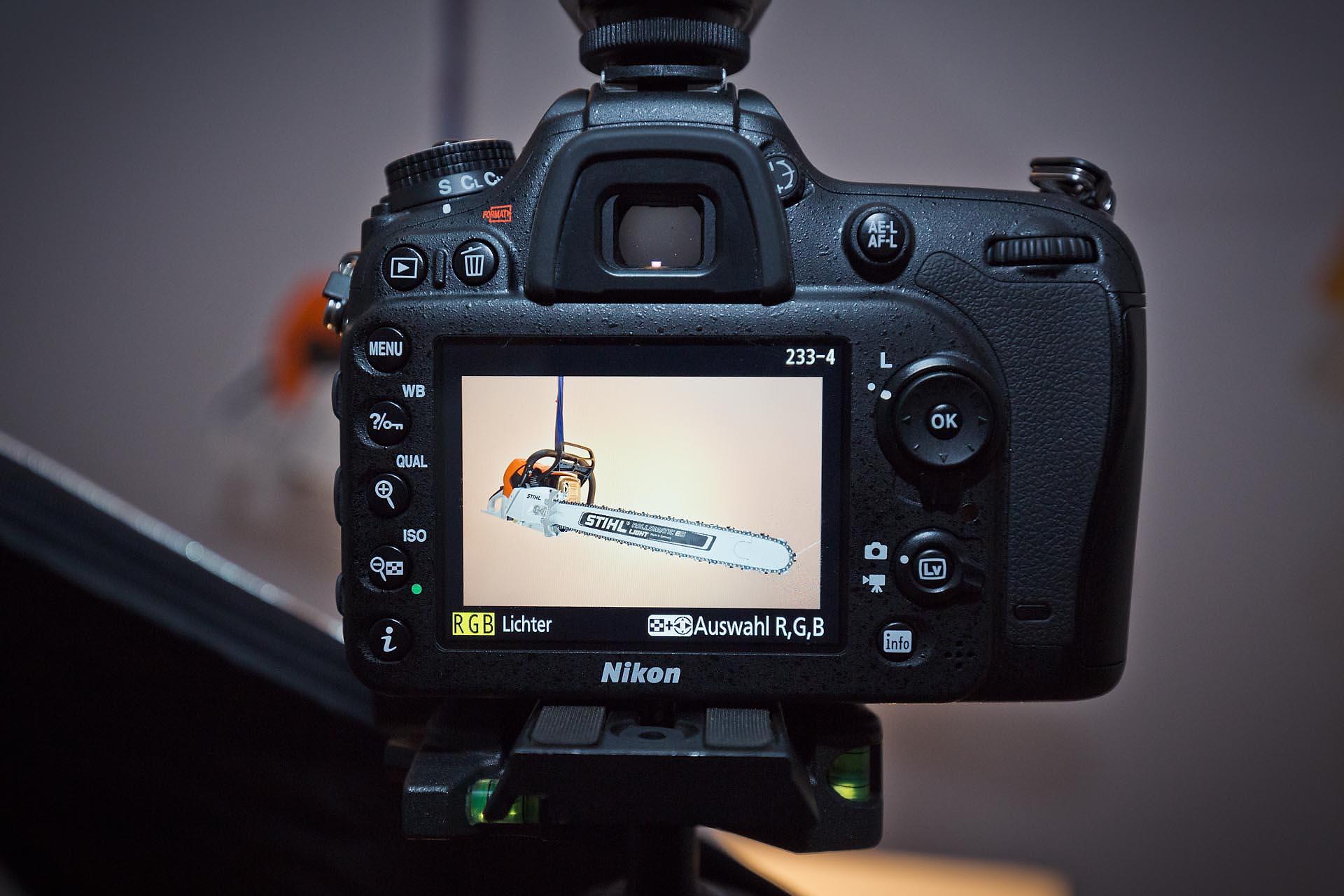 Making of Nikon