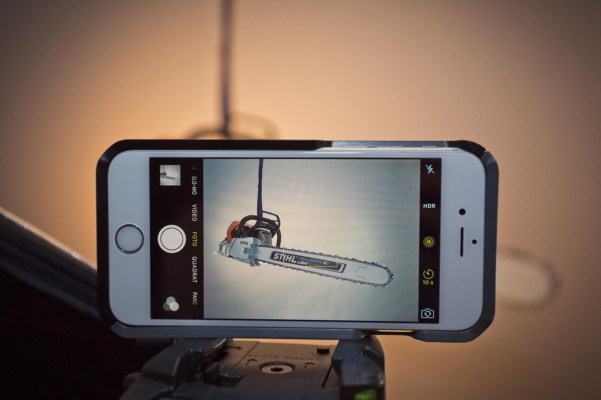 Making of iPhone