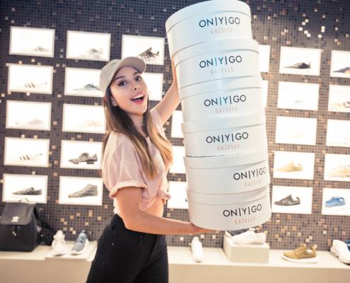 ONYGO Shoperöffnung