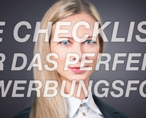 Die ultimative Checkliste