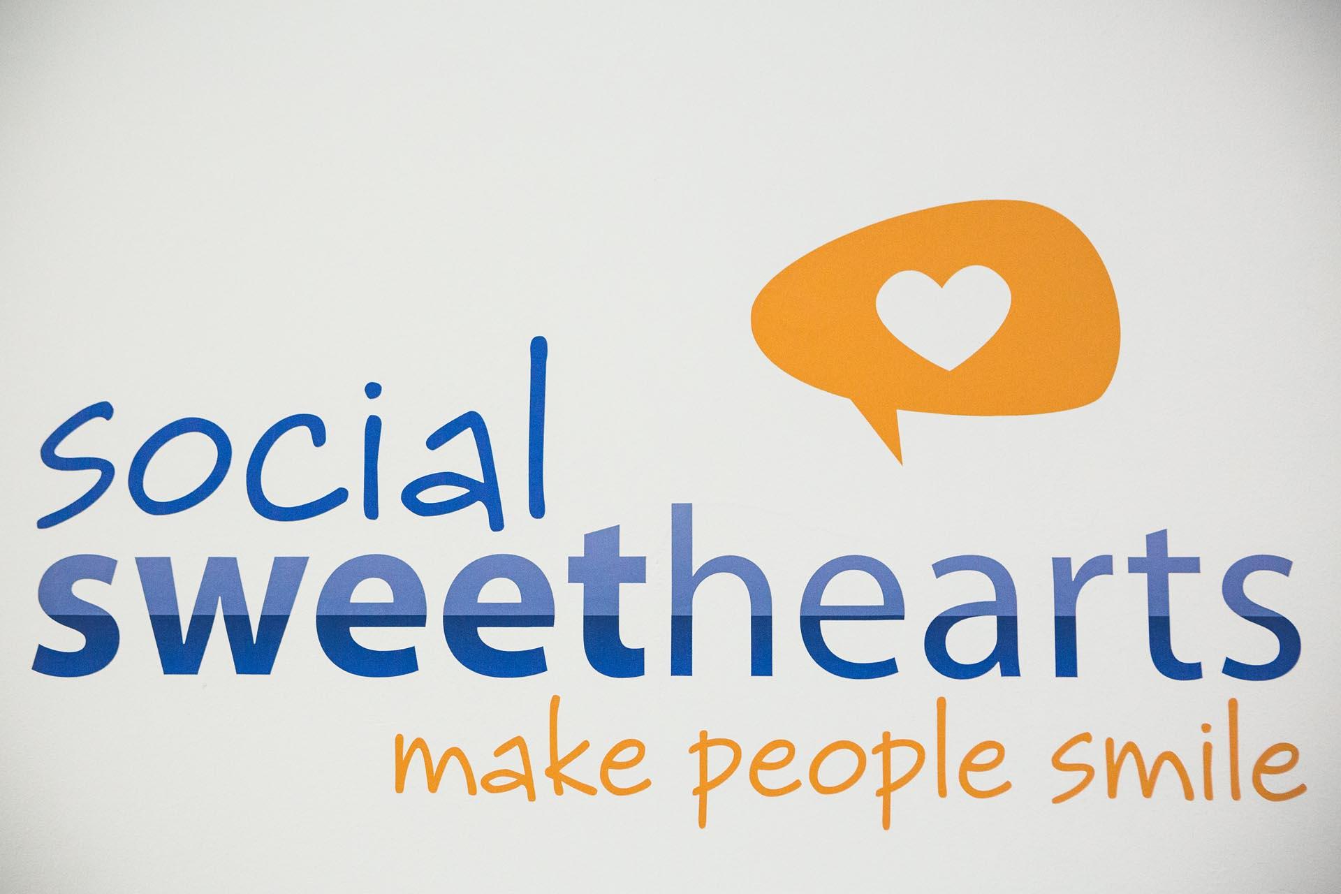 social sweethearts