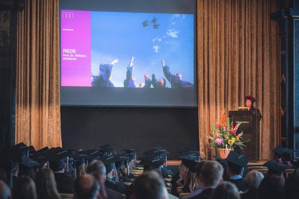 Ansprache im Künsterhaus