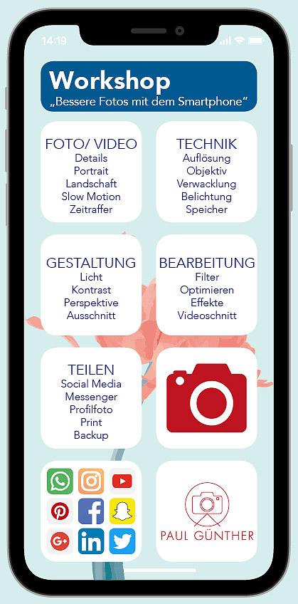 Bessere Fotos mit deinem Smartphone