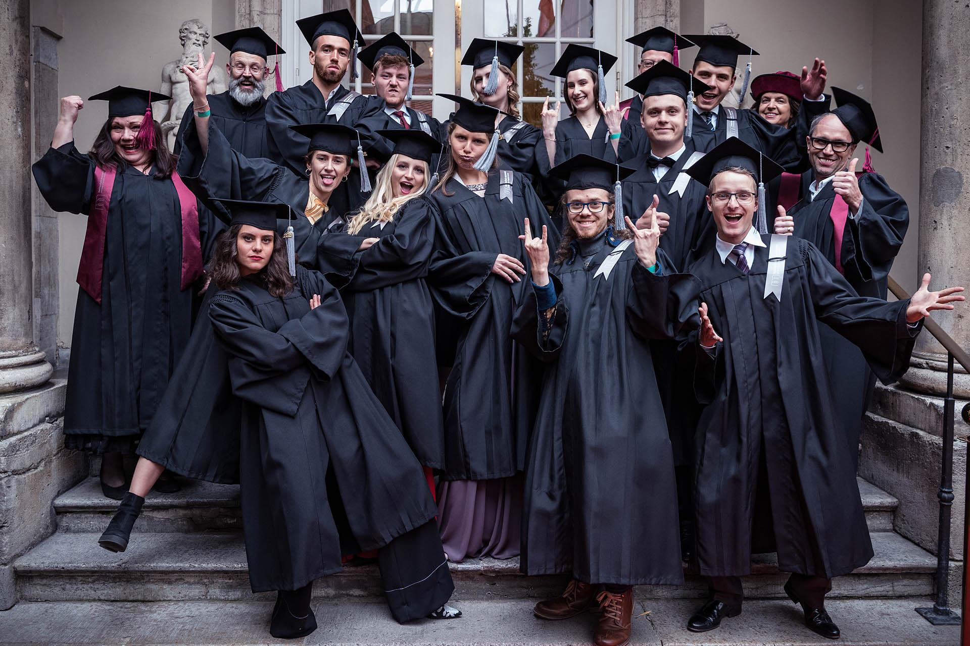 Absolvia der Hochschule Macromedia
