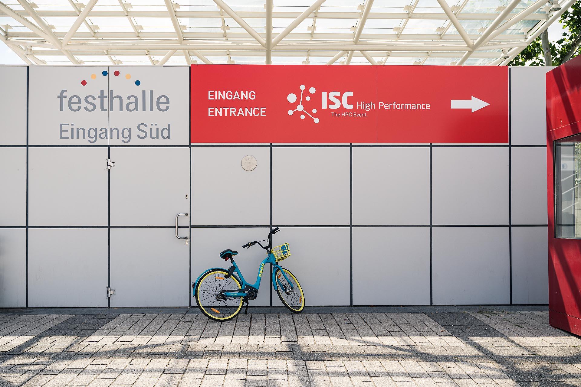 Festhalle Frankfurt ISC