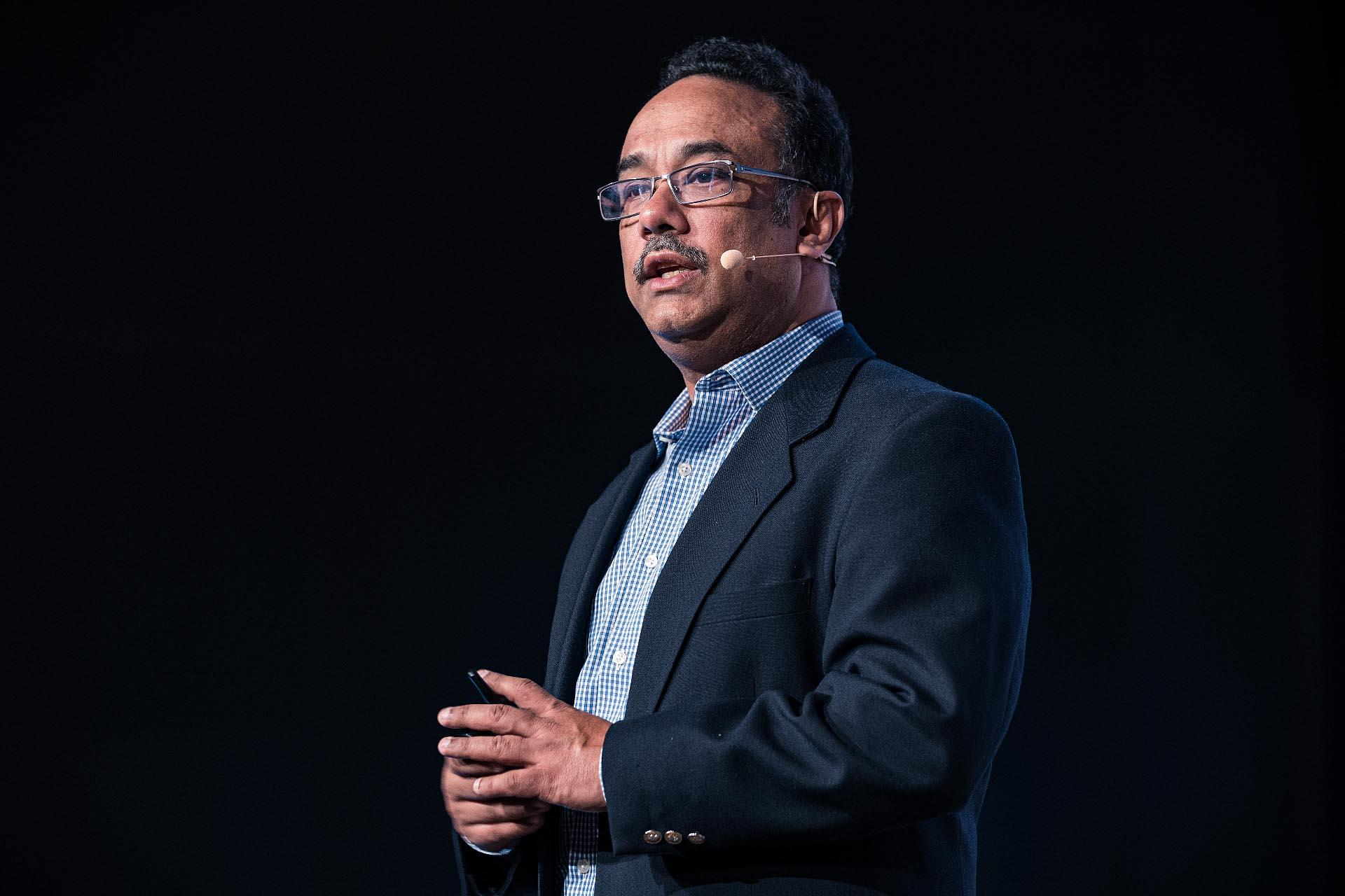 Intel Raj Hazra