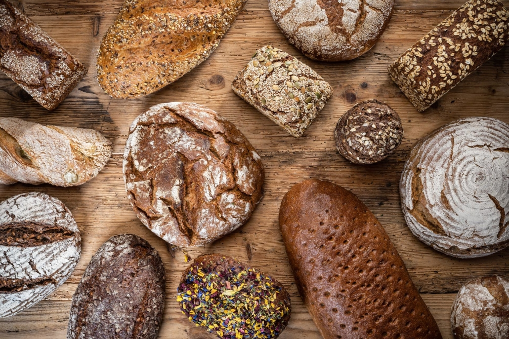 Brot Sortiment